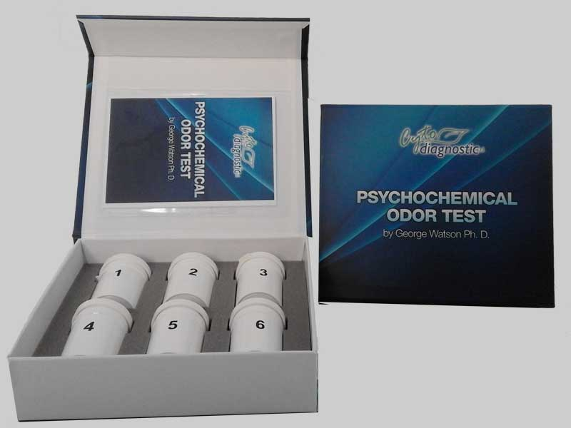 Psychochemical Odor Test